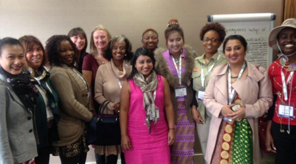 WTM workshop participants