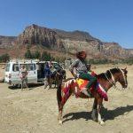 Berhan Teklay on tour in Ethiopia