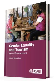 Gender Equality and Tourism book cover